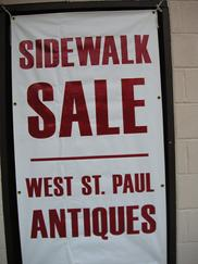 Click Here for our Sidewalk Sale...