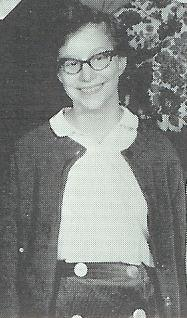 Mary C. Wirth ~ Class of '66 ~ 1964 Photo