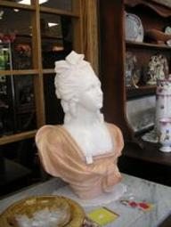 1900's Marble Bust