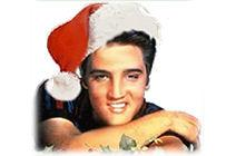 Remembering Elvis at Christmas.