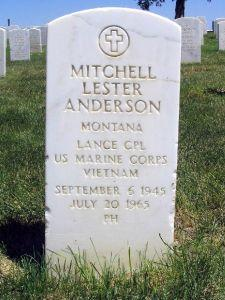 Mitchell Lester Anderson