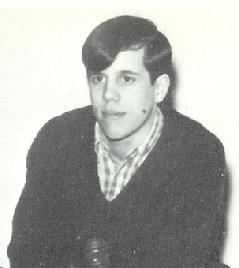 Terry Tompkins ~ Class of '66 ~ President