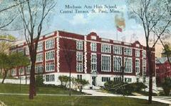 Mechanic Arts High School