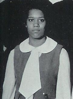 Yvonne Harvey ~ Class of '66