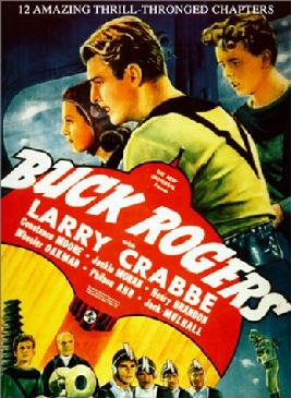 Poster for Buck Rogers serial, 1939