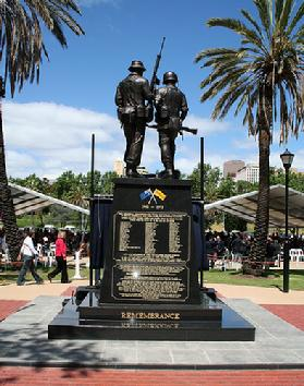 Vietnam War Memorial, South Australia