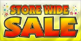 Store wide sale at West St Paul Antiques