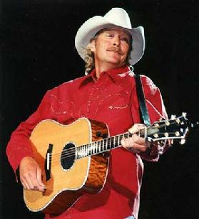 Alan Jackson's Website...