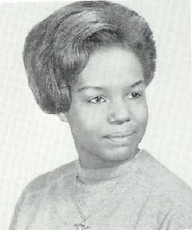 Joan Johnson ~ Class of '66 ~ 1965 Photo