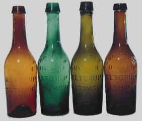 Click Here for our Gallery of Bottles