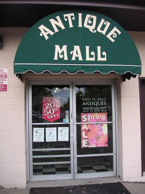 Click Here for a Tour of our Antique Mall.