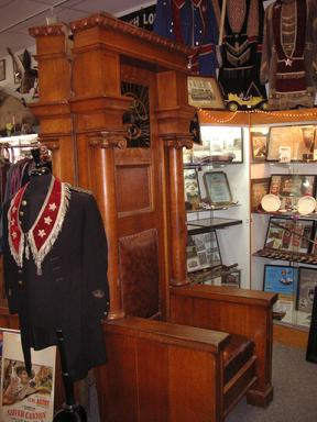 IOOF Museum at West Saint Paul Antiques