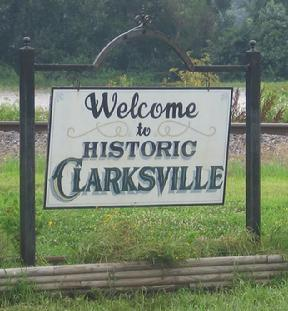 Click Here for our web page on Clarksville, Missouri...