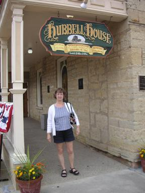 Click Here for the Hubbell House website...