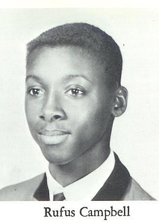 Rufus R. Campbell ~ Class of '66