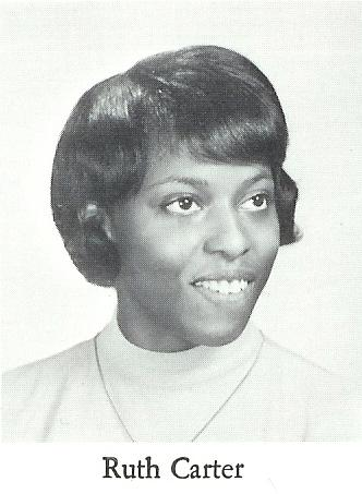 Ruth M. (Carter) Love ~ Class of '66