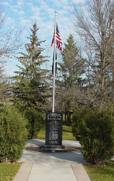 Delano, MN Veterans Memorial