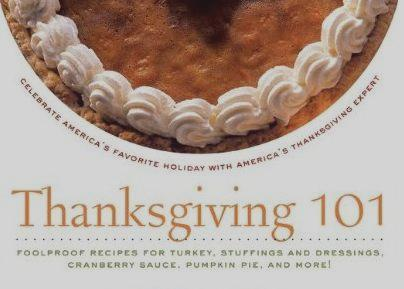 Click Here for Thanksgiving 101