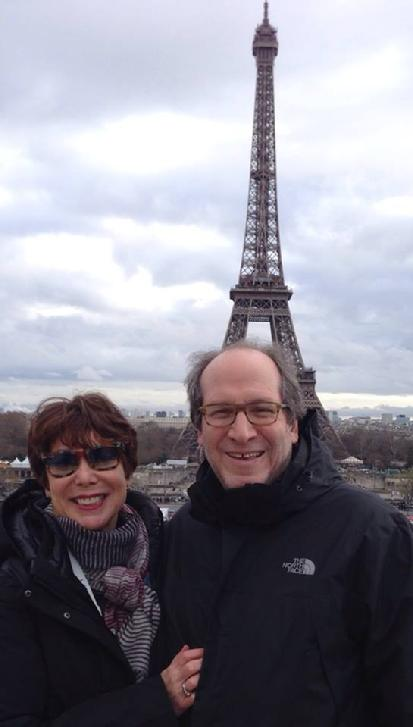 Fred & Leslie Knight, Paris France 2013