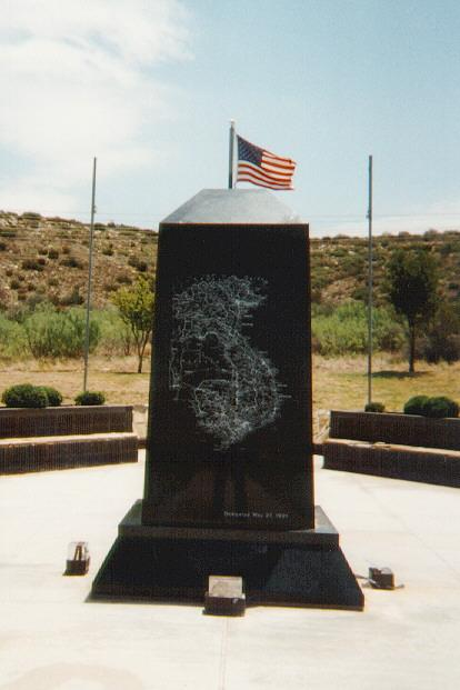 Vietnam Veterans Memorial, Big Spring, Texas