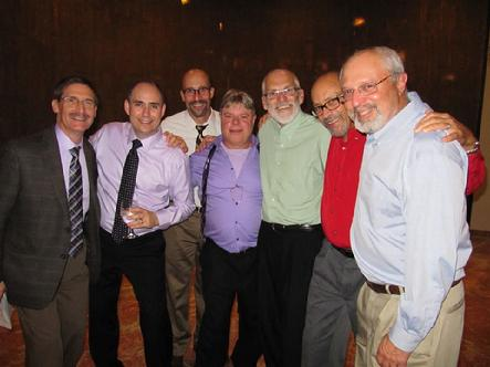 With James Bukstein, jim bukstein, Jim Bukstein, Rachel Rosen, Allen Bernard, Arnold Seltzer, Bill Broze and Alan Bank.
