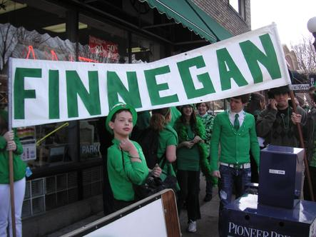 St. Patrick's Day ~ 2011 ~ Finnegan