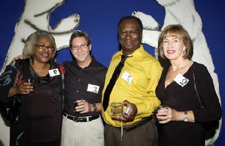Mary Rivers, Harold Malisow, James Marshall & Linda Vanseth