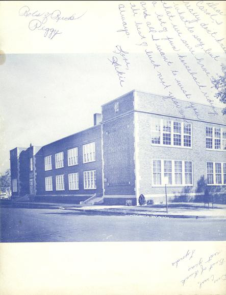 Jordan Junior High School 1963 Yearbook Minneapolis, Minnesota