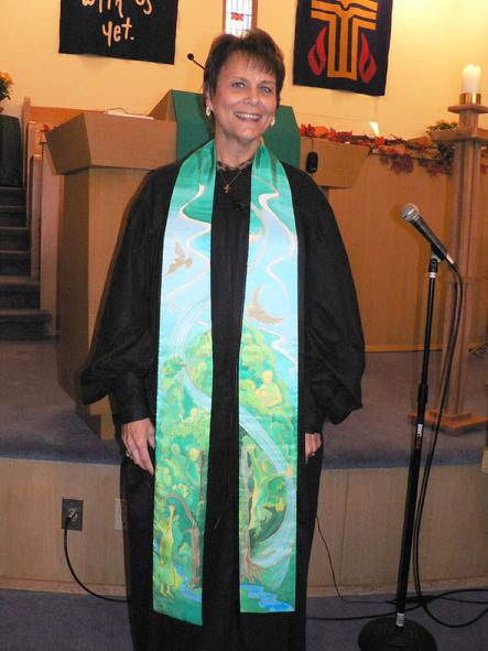 Rev. Myra A. Carroll-Pezzella Class of '66