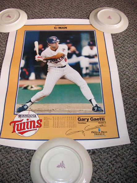 Power Poster 6 - Gary Gaetti