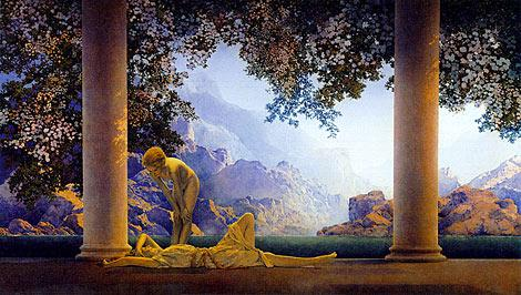Click here for Maxfield Parrish Illustrator