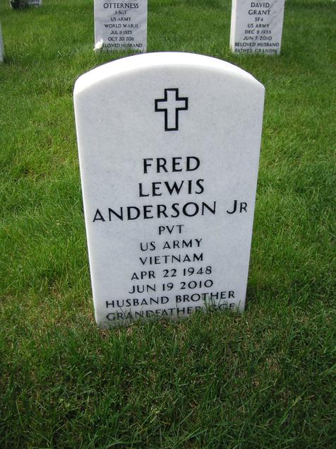 Fred L. Anderson ~ Class of '66