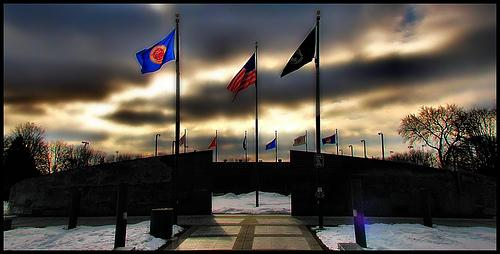 Soldiers Field Veterans Memorial � Rochester, Minnesota
