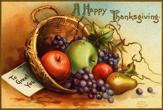 Click Here for our Thanksgiving page...