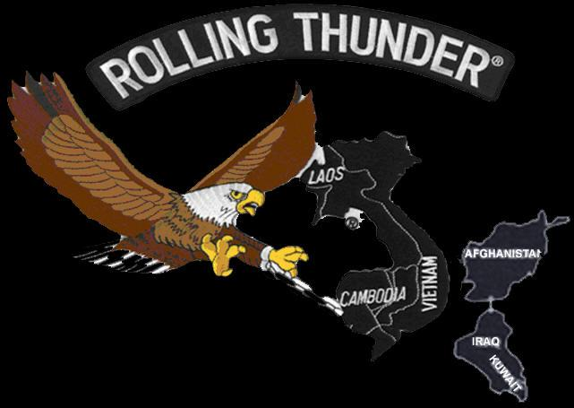 Click Here for the Rolling Thunder website...