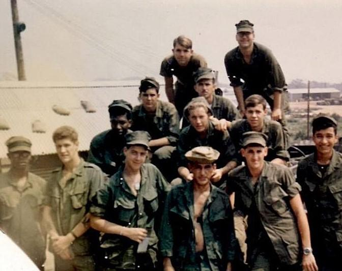 Bill Lee - 1st Platoon - Vietnam