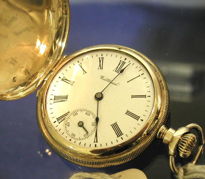 Click Here for Waltham Pocket Watches.