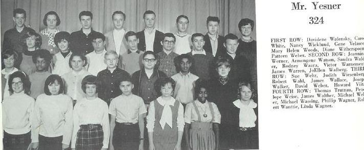 Minneapolis North High School - 1964