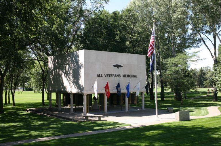 Bismarck, ND Veterans Memorial