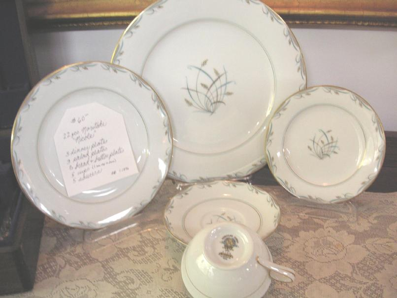 Click Here for our web page on this set of china...