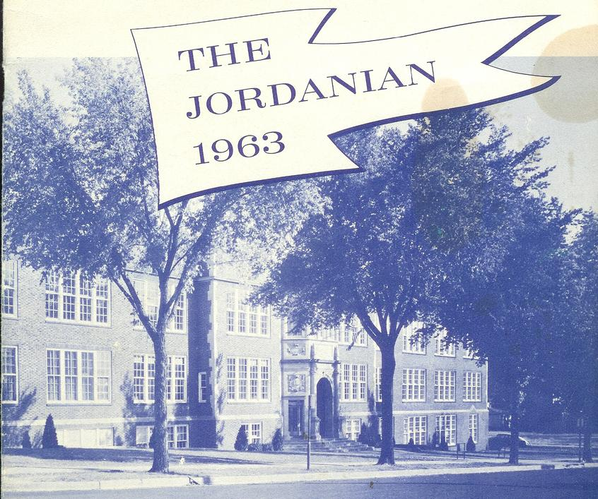 Click Here for Jordan Junior High - 1963 Yearbook!