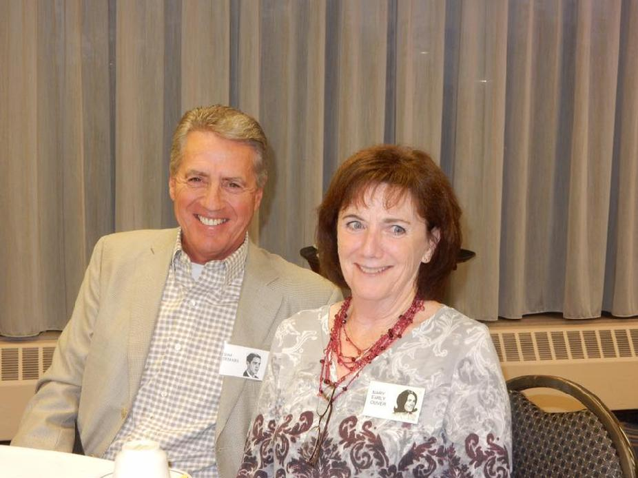 Tom Demars & Mary Earley Oliver