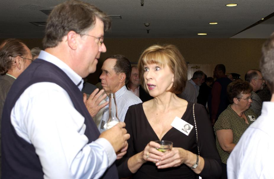 Ron Jones & Linda Vanseth-Stein