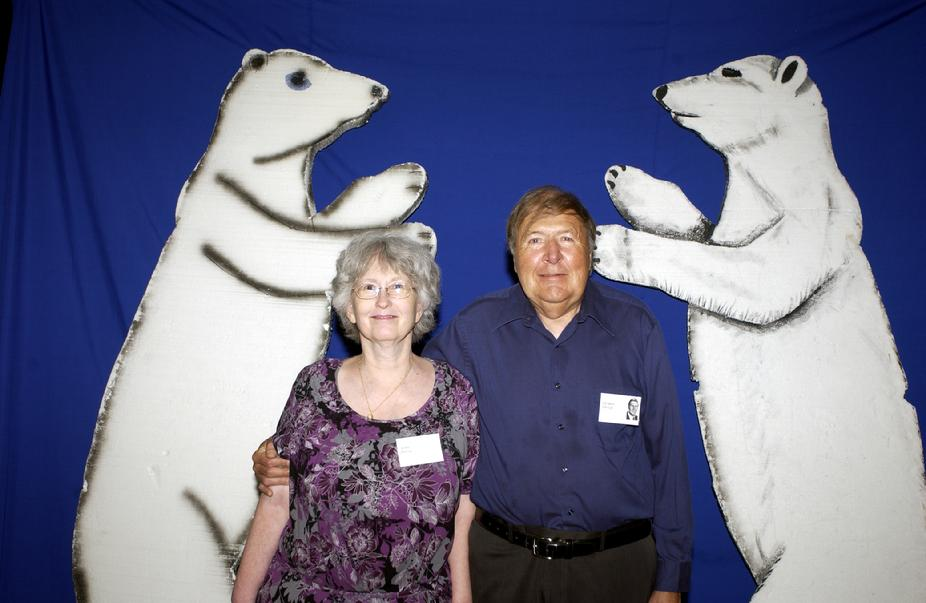 Dennis & Jean Pryde - August 27TH, 2011
