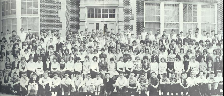 Jordan Junior High - 1963 Yearbook!