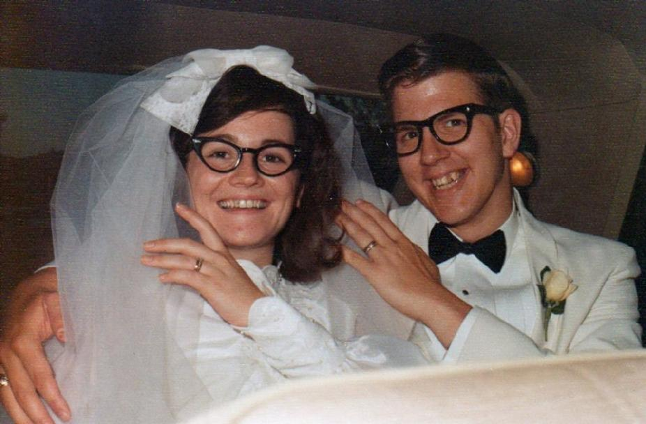 Robert & Teresa Griffin, Married June 19, 1970