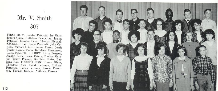 Minneapolis North High - 1964