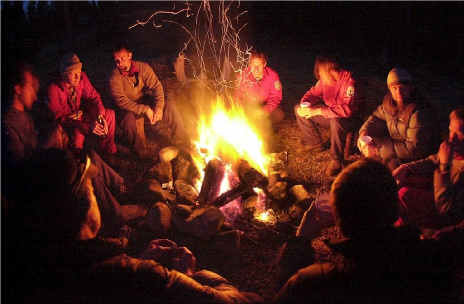Click Here for Campfire Stories