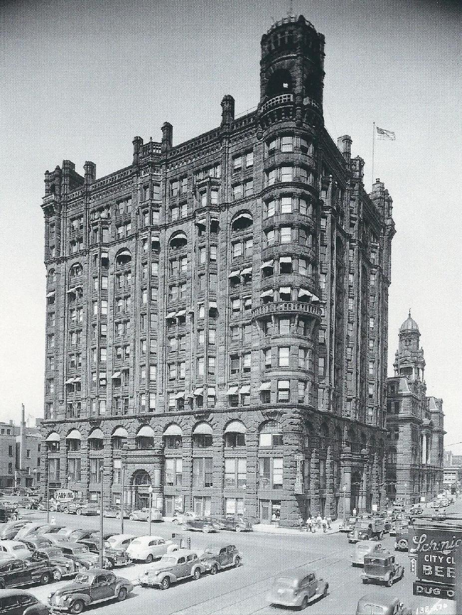 "The Metropolitan Building, formerly known as the ""Guaranty Loan Building"""